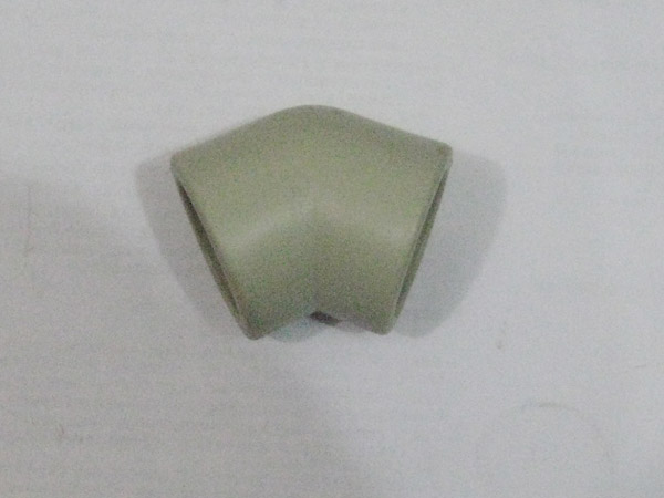 PPR DN25×45度弯头