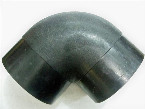 PE管材_DN160×90度弯头